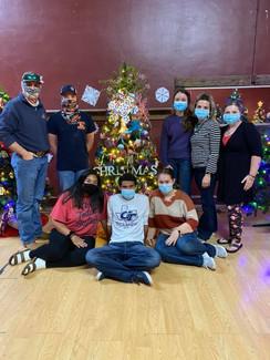 Goliad FFA Floral Team Decorators