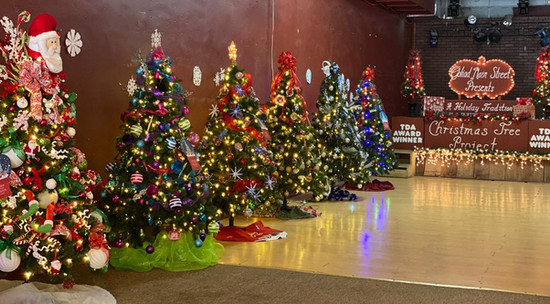 2020 Christmas Tree Forest