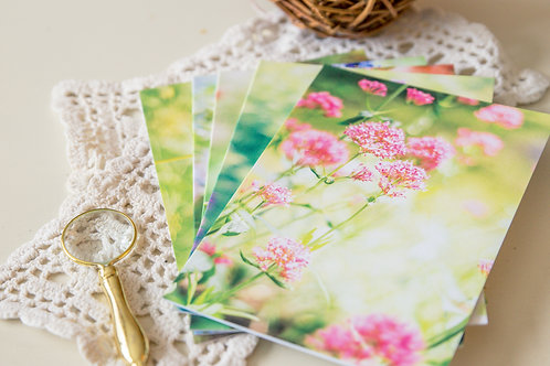 Multi Floral Greeting Cards