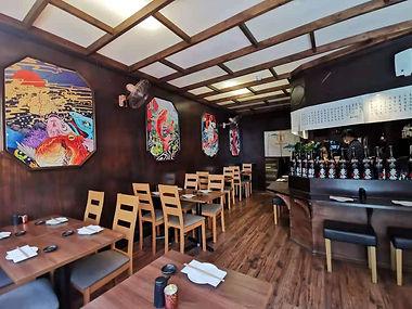 sanjugo london, Japanese cuisine, Best Sushi & Sashimi in Shoreditch, finest Sake & Whisky