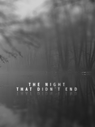 NIGHT THAT DIDN'T END POSTER Virtical.pn