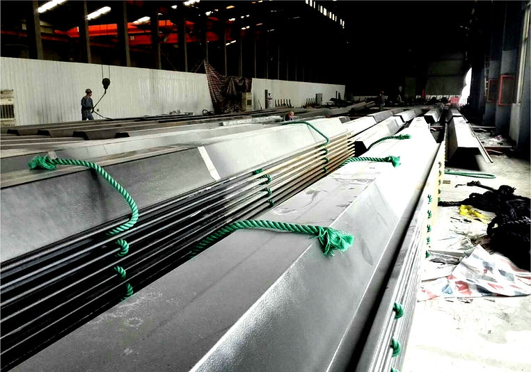 Sheet piles supply CRM