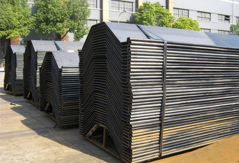 Sheet piles supply CRW Series