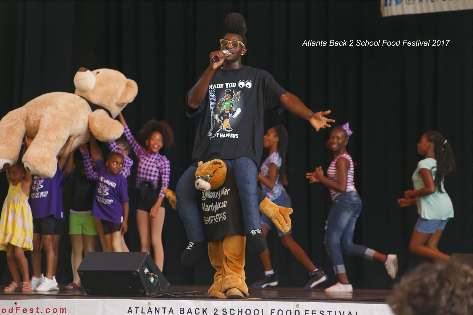 Atlanta Back to School Mardymar