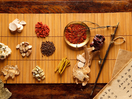 How are chinese medicine made
