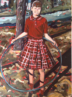 Kathleen Hula Hoop