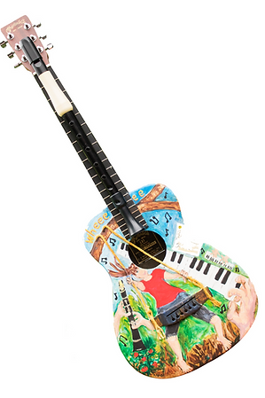 #5 ANGLE - Damaged Guitar and Flutaphone
