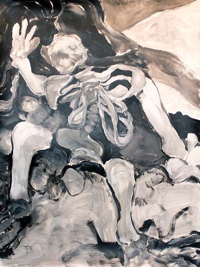 Grey Skeleton