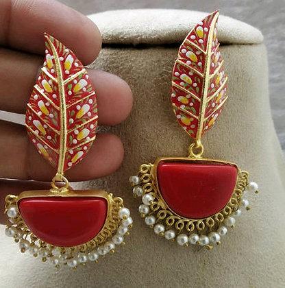 Fancy Classy Women's Earring