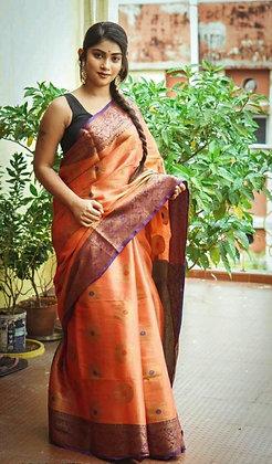 Designer Art Silk Graceful Sarees