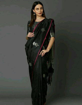 Silk Blend Graceful Sarees
