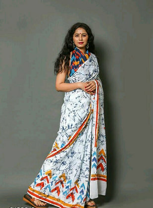 Cotton Sensational Sarees