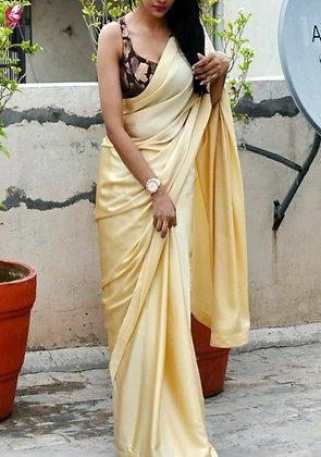 Designer Drishya Satin Silk Sarees