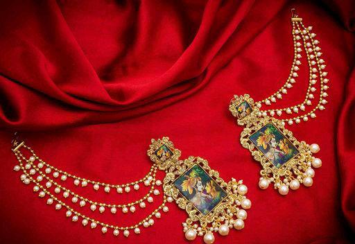 Lovely Fancy Alloy Women's Jewellery Sets
