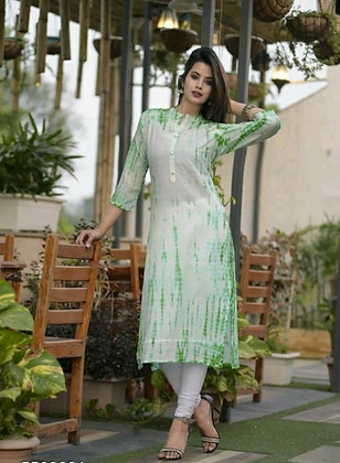 Attractive Women Printed Kurti
