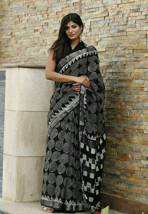 Linen Fashionable Sarees