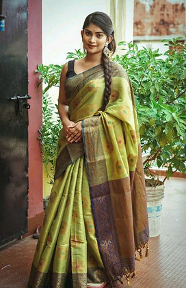 Designer Art Silk Graceful Sarees
