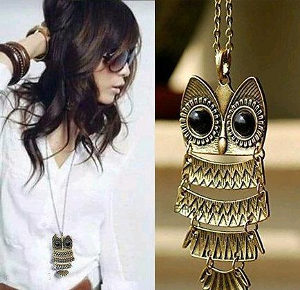 Elite Beautiful Alloy Women's Chain With Pendant