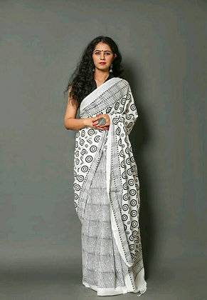 Mulmul Cotton Sensational Sarees