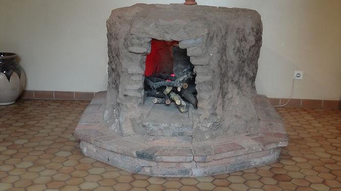 Four gallo romaine était présente dans la région dès l'époque gallo-romaine