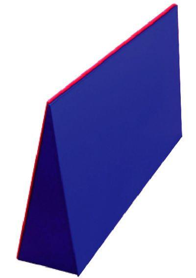Разделительный барьер DHS без лого (пирамида)