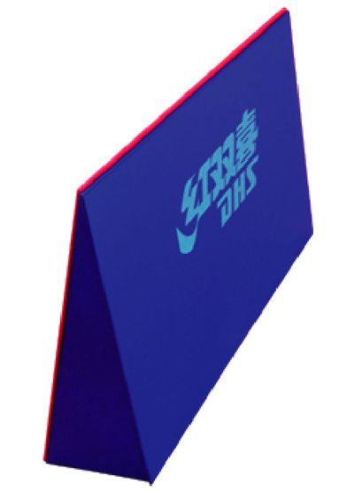 Разделительный барьер DHS c лого (пирамида)