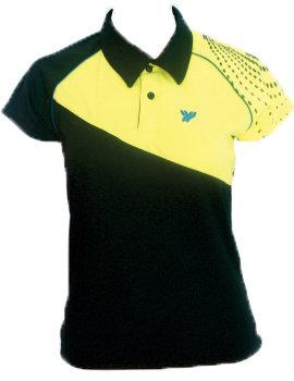 Футболка Young LP018 (Black/Yellow)