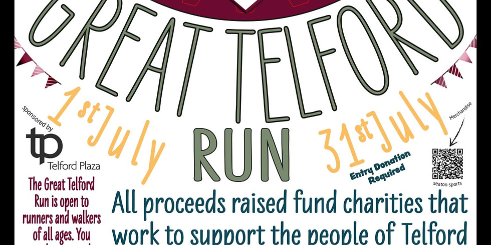 -The Great Telford Run -   A Telford Central  Rotary Event