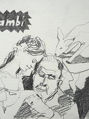 sei Bambi, 15 x 21