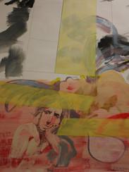 Serie Morpheus, Dream it, 150x130cm