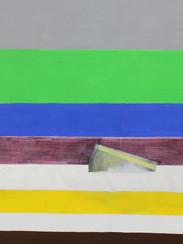 tempera on canvas, 100x140