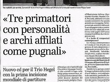 Giornale di Brescia 08/05/2016