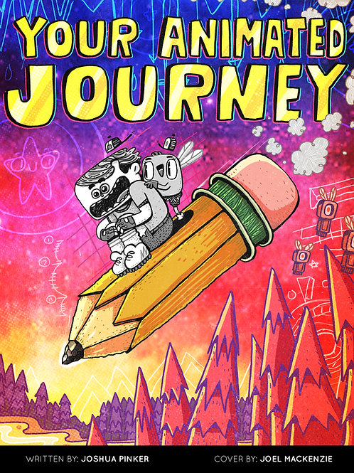 Your Animated Journey E-Book