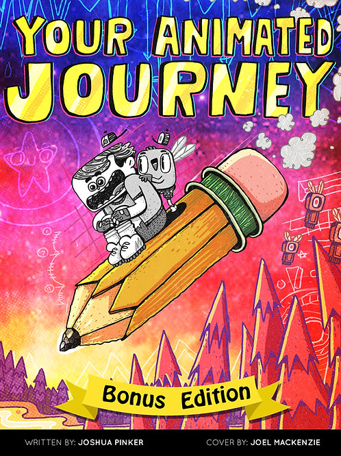 Your Animated Journey Bonus Edition E-Book