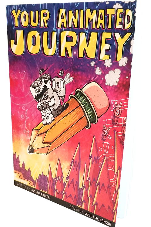 Your Animated Journey Physical Copy