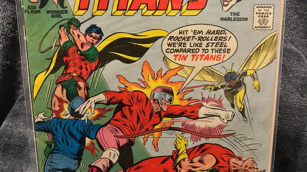 Vintage Teen Titans