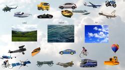 Transport types