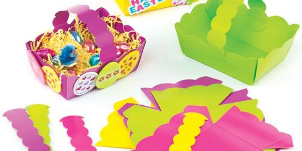 Easter Family Fun - Basket Making