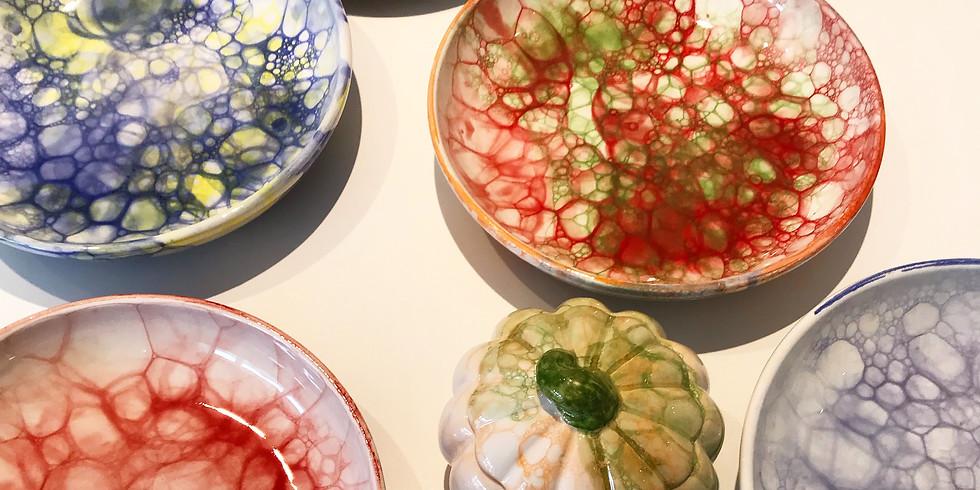 Bubble Pottery Workshop