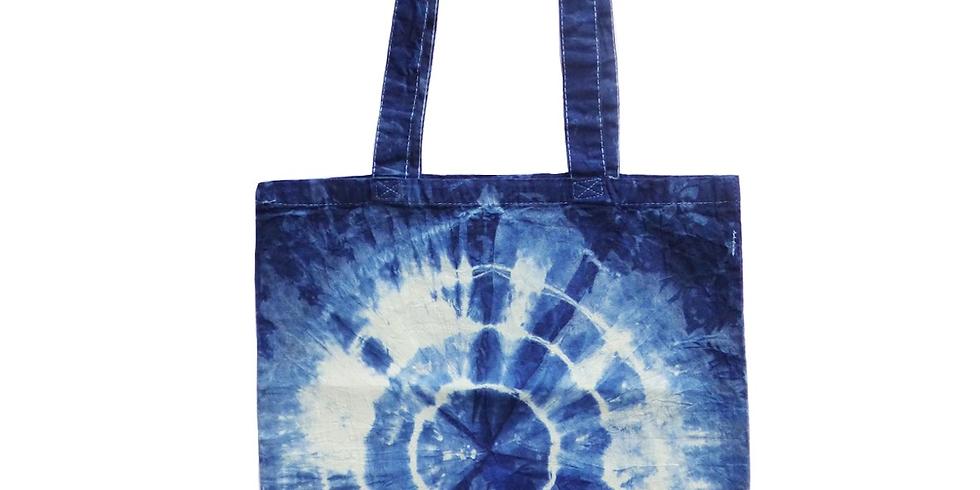 Summer Craft Club - Tie Dye Cotton Tote Bag