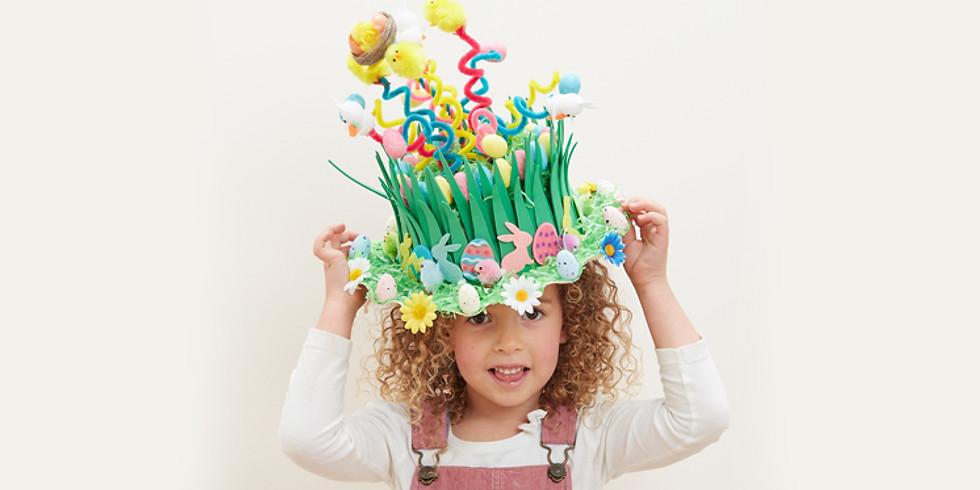 Family Fun - Easter Bonnet Making