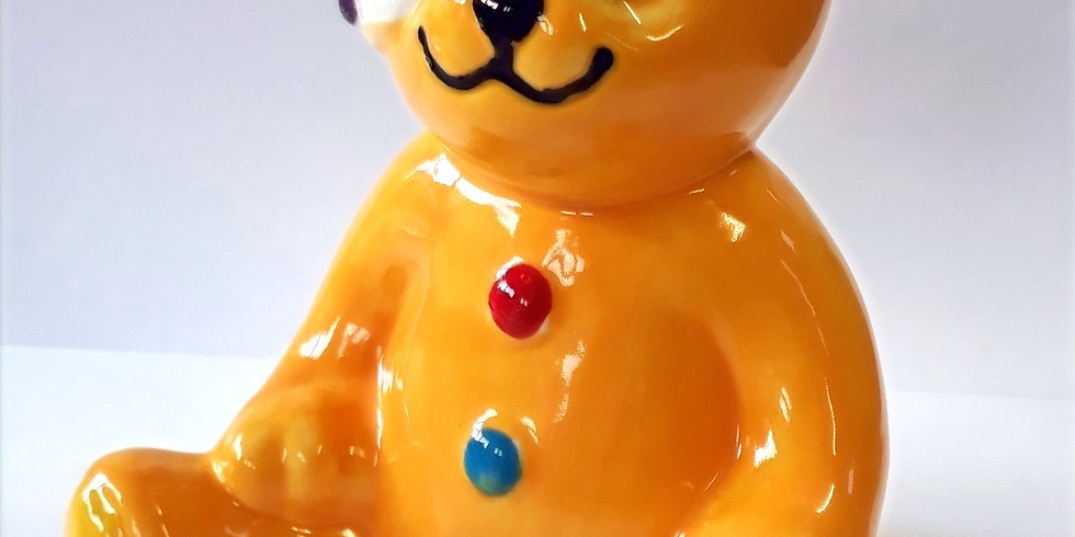 Children in Need - The Great Pudsey Paintathon