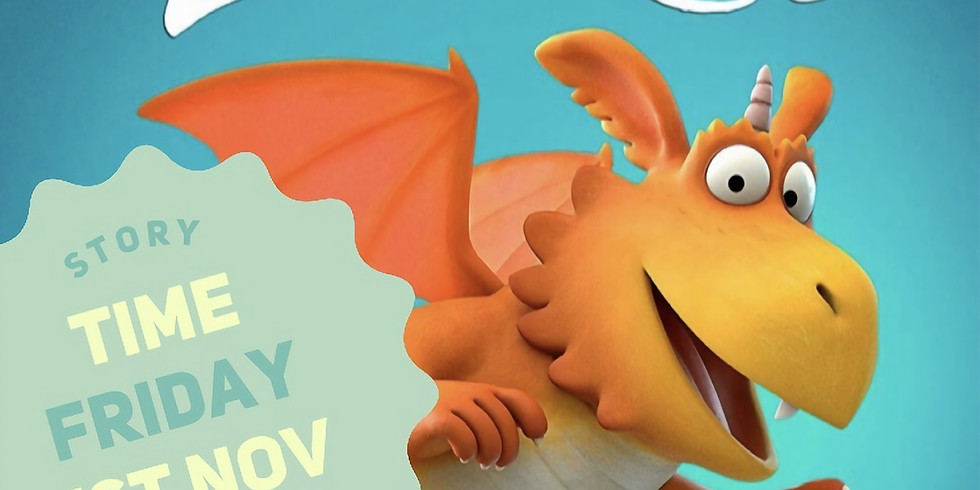 Zog - Pre-schooler Story Time & Pottery Painting