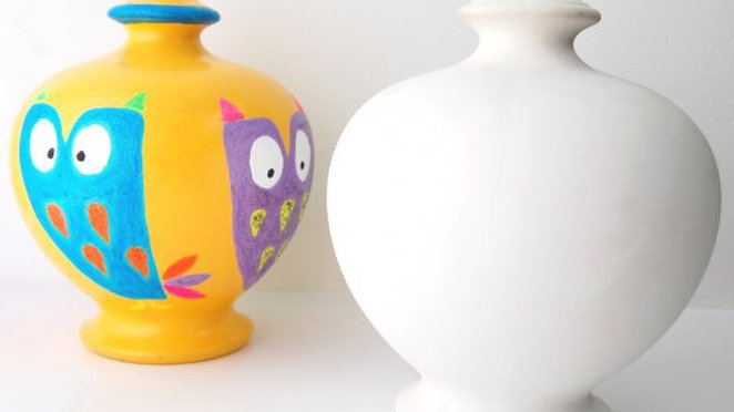 Traditional Large Bulbous Money Bank