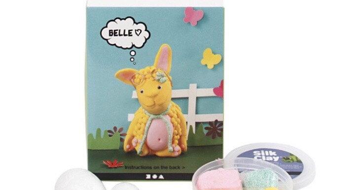 Burt the Bunny DIY Silk Clay Craft Kit