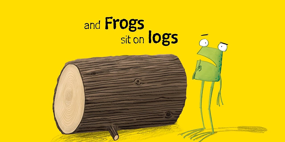 Oi Frog - Pre-schoolers Story Time