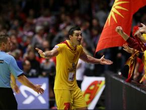 Хендбал планет: Македонецот Кире Лазаров прогласен за најдобар десен бек на деценијата