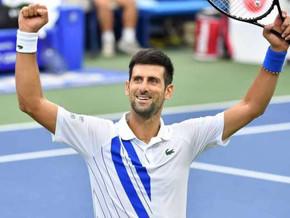 Ѓоковиќ се израмни со Федерер, в понеделник ќе стане рекордер