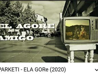 """ELA GORe"" - нова песна на PARKETI"