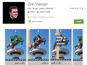 ВИДЕО ИГРА: Со ликот на Заев како собира вакцини се појави на Play Store - Забавата може да почне